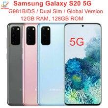 Samsung Galaxy S20 5G Duos G981B/DS Dual Sim Globale Version 6.2