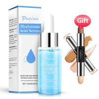 Anti Wrinkle Hyaluronic Acid Face Serum Whitening Essence Repair Fine Lines Face Cream Moisturizing Oil Control Shrink Pores