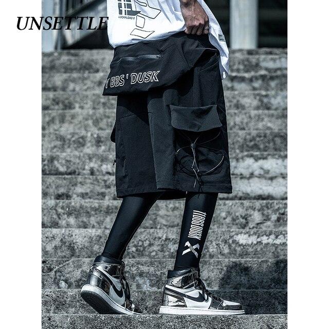 Hip Hop Streetwear Cargo Shorts 8