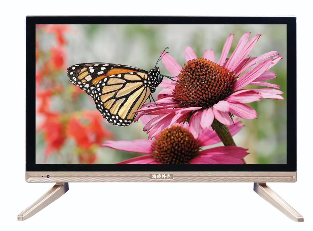 (Send To Russia Only) 21.5'' Inch HD Lcd Monitor Plus Led TV Multi Language DVB-t2 Led Television TV