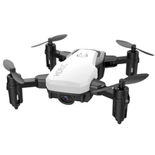 4k 720p 1080p Rc Drones With Camera Hd Gps Fpv white black Foldable Wifi Mini Helicopter Professional Drone Smart