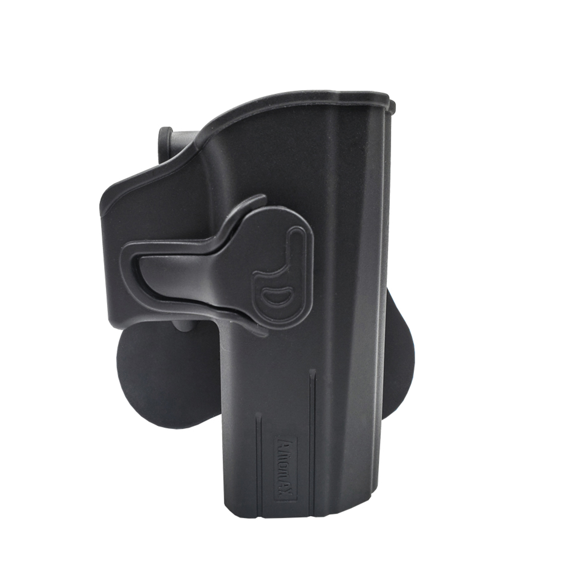 Amomax Adjustable Tactical Hunting Holster for CZ Shadow 2 - Black Right-handed