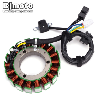 BJMOTO Generator Stator Coils Magneto Ignition Coil For Arctic Cat ATV 400 500 TRV TBX 500 FIS 4X4 MANUAL AUTOMATIC TRANSMISSION