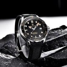 2020 nuovo marchio superiore di lusso PAGANI DESIGN 007 orologi da uomo meccanico automatico orologio da uomo orologio retrò uomo NH35A Relogio Masculino