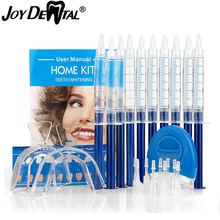 Teeth Whitening 44% Peroxide Dental Bleaching System Oral Gel Kit Tooth Whitener New Dental Equipment 10/6/4/3pcs