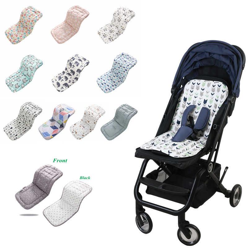 נס תינוק עגלת אביזרי כותנה חיתולי שינוי חיתול כרית מושב עגלות/Pram/באגי/רכב כללי מחצלת עבור חדש נולד
