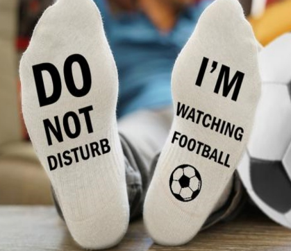 IF YOU CAN READ THIS DO NOT DISTURB ME FUNNY GAMER SOCKS GREAT GIFT PRESENT IDEA