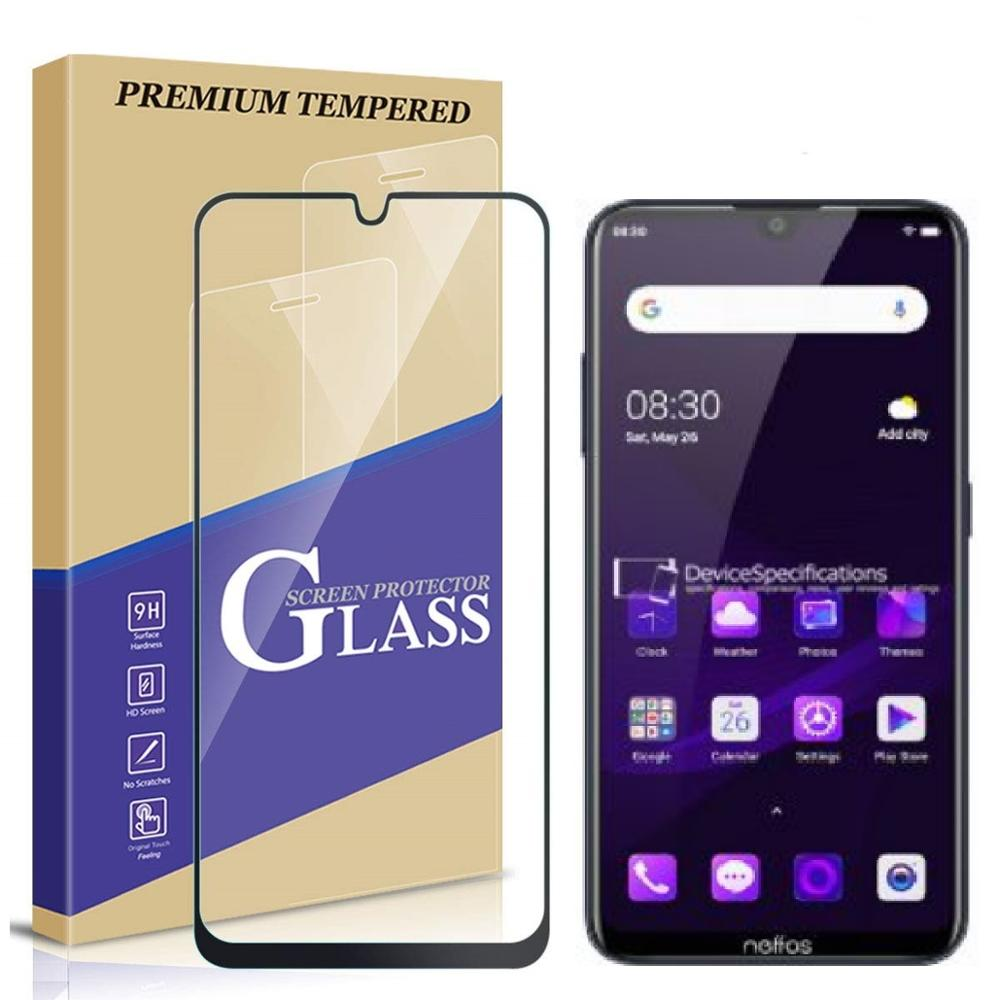3D Full Cover Tmpered Glass Protective Film HD 9H Screen Protector For TP-Link Neffos C9 MAX C9S X20 PRO Tempered Glass