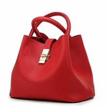 2019 New Vintage Women's Handbags Famous Fashion Brand Candy Shoulder Bags Ladies Totes Simple Women Messenger Bag Purse Bolsas