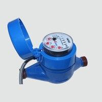 Ameco medidor de água remoto inteligente leitura direta fotoelétrico medidor de água remoto rs485mbus porto