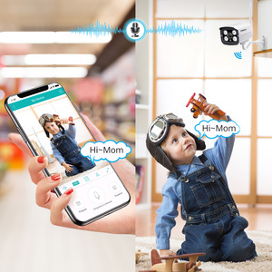 Image 2 - MISECU HD 1080P IP Camera Outdoor WiFi Home Security IP Camera 2MP Wireless Surveillance WiFi Bullet Waterproof Onvif P2P Camara