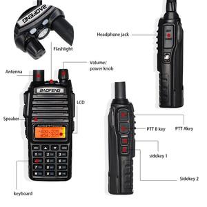 Image 4 - 8W High Power BaoFeng UV 82 Walkie Talkie Dual Band FM Transceiver 10KM 128CH Portable CB Ham Radio UV82 Hunting Two Way Radio
