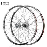 2020 새로운 koozer 26 27.5 29er mtb 자전거 wheelset 32 h 디스크 브레이크 산악 자전거 바퀴 qr 9*100mm 100*135mm