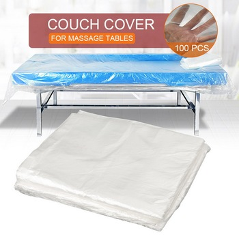 100pcs M/L Disposable Waterproof Massage Table Sheet Bed Sheets Cover For Beauty Salons Spa Clubs Bed Cover Health Care Tool#1 image