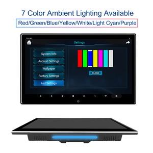 Image 5 - ONKAR 13.3 Inch Android 10 Car Headrest Monitor 2+16GB 4K 1080P Video Bluetooth FM Miracast WIFI SD Card HDMI Screen Mirroring