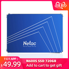 Netac Hard-Disk SSD Notebook Laptop Internal Solid-State-Drive SATA Desktop 1 Tb