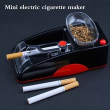 Maker Roller Tobacco-Injector Cigarette-Rolling-Machine Smoking-Tool Eu-Plug Easy Electric