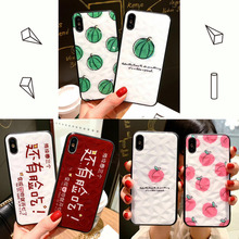 3D diamond mobile phone case for iPhone X XS XR XSMax 8 7 6 6S PluS creative cartoon drop protection cover