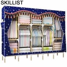 Tela Armoire Yatak Odasi Mobilya Penderie Placard De Rangement Chambre Armario Mueble Bedroom Furniture Closet Cabinet