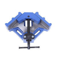 Rugged 90 Degree Right Angle Clamp DIY Corner Clamps Quick Fixed Fishtank Glass Wood Picture Frame Woodwork Right Angle Sets