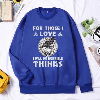 Viking Sweatshirt Men Hoodie Pullovers Valhalla Odin Hoodie Fashion Hoodies Hombres Sudaderas Autumn Winter Hip Hop Streetwear 1