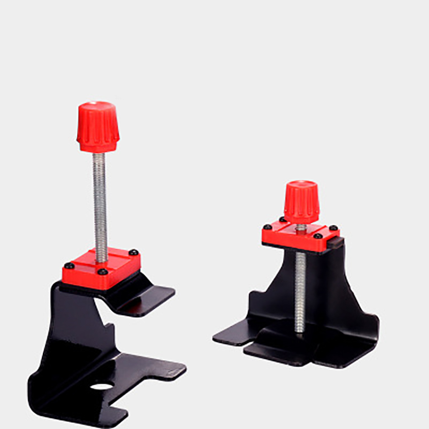 1pc Wall Tiles Spacers Regulator Ceramic Construction Tool Tile Height Adjustment Positioner Leveler Manual Leveling Auxiliary
