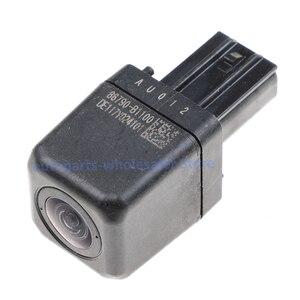 Image 3 - كاميرا مساعدة الركن الخلفي عالية الجودة لسيارة Toyota 86790 B1100 86790B1100 ، ملحقات السيارة