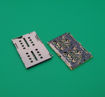 10X New Sim Card Reader for Xiaomi Millet mi4i mi4c mi 4i Holder Connector Slot Tray Module Free Shipping