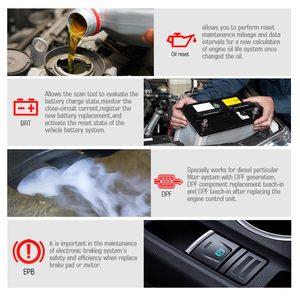 Image 3 - Originele Vident IAuto700 Iauto 700 Alle Systeem Diagnose Met Motor, Transmissie, Abs, Airbag Functies