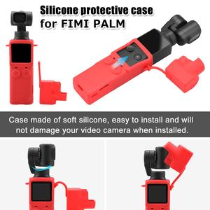 Image 2 - Защитный чехол для FIMI Handheld Gimbal Camera, противоударный чехол, защитный чехол для карманной камеры, задняя крышка