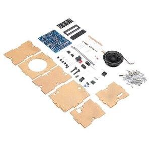 Image 3 - TEA5767 DC 4.5V 5.5V Diy Mini Digital FM Radio 87MHZ 108MHZ 2W 8ohm Speaker Electronics Kit   Arduino Compatible Kits & Diy Kits