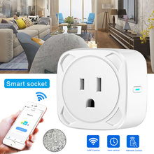 WiFi Smart Plug Switch Voice Control Phone Switch Timing Plug Home Work Remote Control SP99 smart wifi plug remote control thermostat