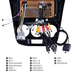 Image 4 - Seicane 10.1 אינץ 2Din אנדרואיד 10.0 Quad Core רכב רדיו GPS מולטימדיה נגן עבור 2011 2012 2013 2014 2015 2016 הונדה עיר