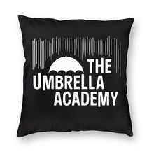 Umbrella Academy Throw Pillow Cover Cushions for Sofa Awesome Cushion Covers