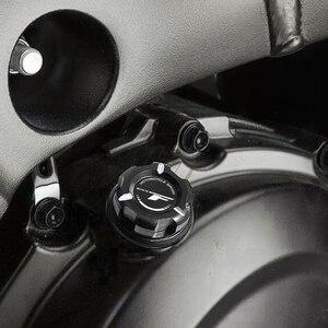 Image 2 - Suzuki GSX650F GSX 650F 2008 2016 오토바이 액세서리 엔진 필러 오일 캡