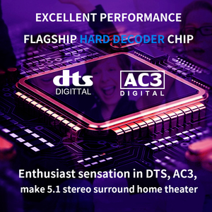 Image 3 - HD815B HDMI 5.1 Audio Converter Decoder DAC DTS AC3 FLAC APE 4K*2K HDMI to HDMI Extractor Converter Splitter Digital SPDIF ARC