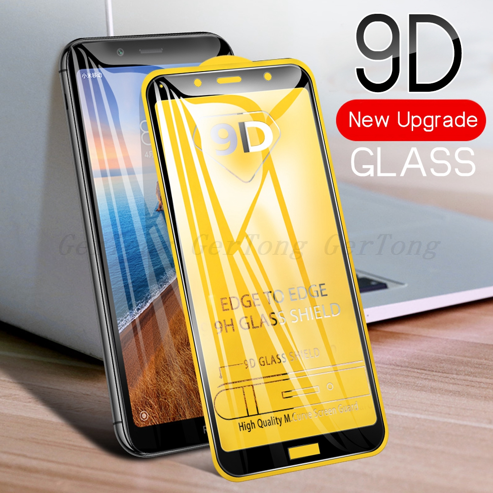 9D Tempered Glass For Xiaomi Redmi Note 7 8 Pro Screen Protector Protective Glass On Redmi 8A 7A 8 7 Note 8T Toughed Front Film