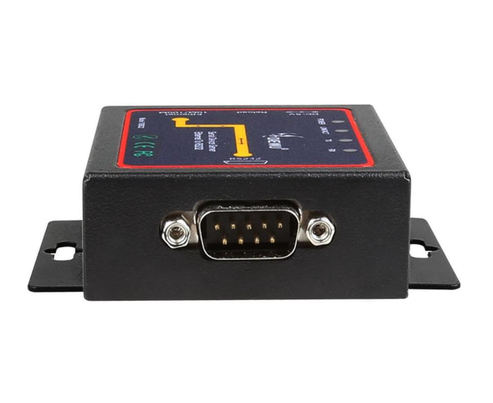 Serial Device Server RJ45 To RS232 Ethernet To RS232 TCP/IP Server Module Communication Converter