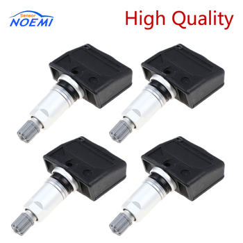 4 Pcs/Lot 9634866180 For Citroen C5 C8 Peugeot 508 607 807 Tire Pressure Monitoring System TPMS Sensor 963 486 618 0