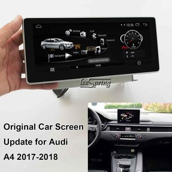 10.25 inch Car Android 8.1 original style for Audi A4 2017-2018 GPS Navigation Car Multimedia Player