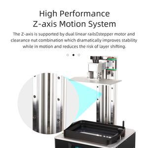 Image 5 - ANYCUBIC 3D Máy In Photon Đơn X Tia UV CD Nhựa Máy In 4K Màn Hình Đơn Sắc, ứng Dụng Điều Khiển Từ Xa, In Hình Kích Thước 192*120*250 Mm