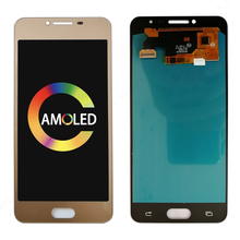 5.2 Super AMOLED LCD Display for SAMSUNG C5 lcd For Galaxy C5000 LCD Display Touch Screen Digitizer Replacement Parts