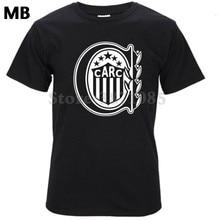 Clube Atletico Rosario Central Canalla camiseta Argentina Rosario Central Remera FC T-Shirt Gigante de Arroyito Ruben fã