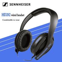 Earphone Headset Sennheiser for Music Deep-Bass Wired Noise Isolation-Stereo Sport-Gaming
