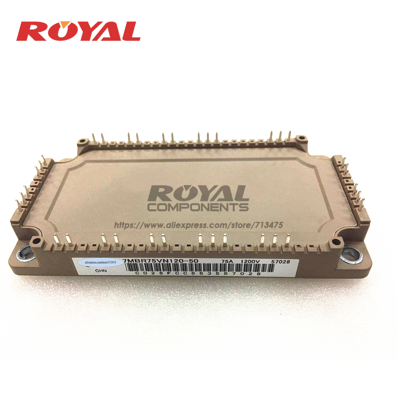 New 1pc 7MBR50VA060-50 free shipping /&R1