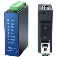 Modbus RTU zu Profinet Protokoll Schalt Gateway 2 Kanal 485 Keine Programmierung
