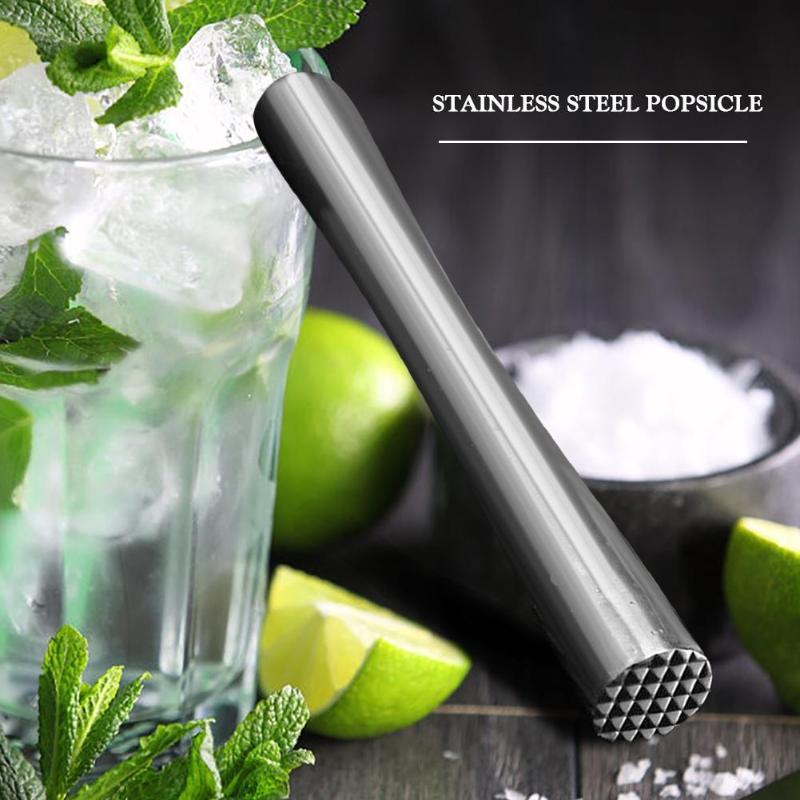 Plastic Manual Ice Crusher Bar Pub Drinks Cocktails Mojitos Slushies Smoothies