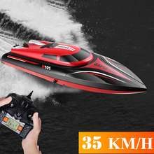 H101 35km/h High Speed Radio Remote Control Speedboat Electric Boat 2.4GHz