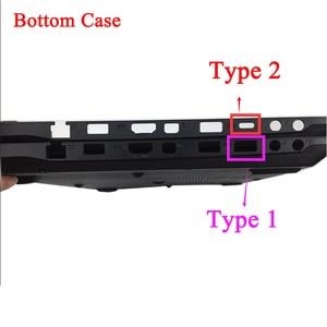 Image 5 - Écran LCD pour ordinateur portable, coque arrière, lunette avant, charnières/accoudoir, boîtier inférieur pour MSI GE62 GE62MVR GE62VR, MS 16J1, MS 16J2, MS 16J3