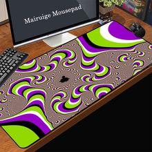Симпатичный игровой коврик для мыши mairuige с рисунком в виде